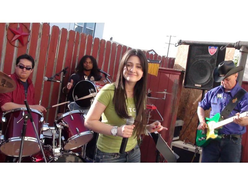 Forrostarband Ana Paula birthday