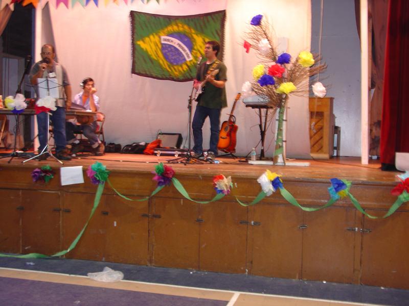 Brazilian Festa Junina