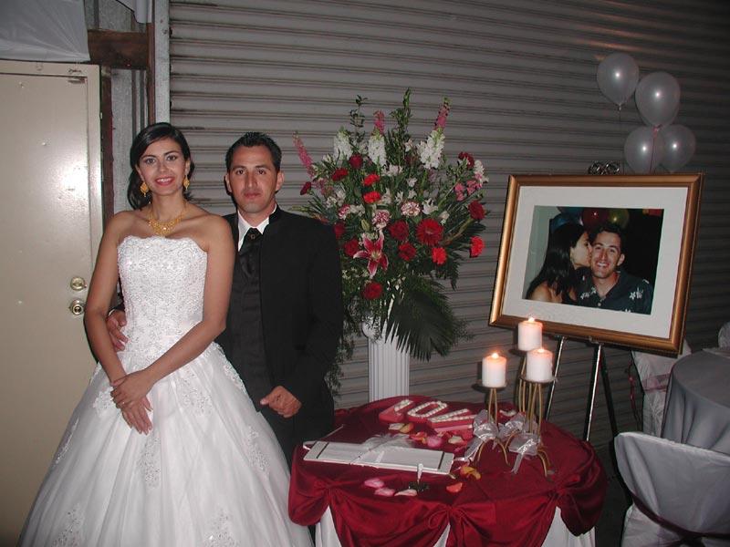 Wedding F&L